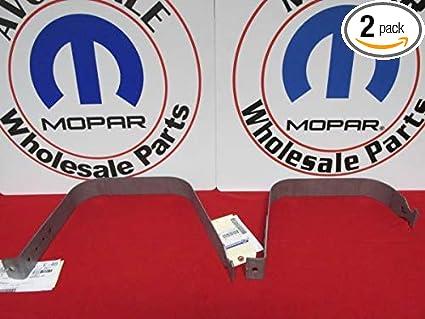 DODGE RAM 1500 2500 3500 Rear Fuel Gas Tank Strap NEW OEM MOPAR