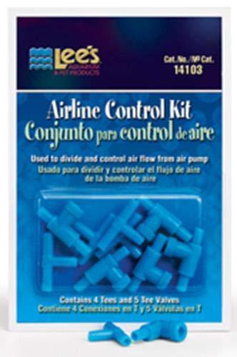 Lee's Pet Products ALE14103 Airline Control Kit for Aquarium Pumps ()