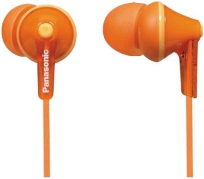 Kopfh/örer im Ohr, im Ohr, 10-24000 Hz, 200 mW, 97 dB, 16 Ohm Panasonic RP-HJE125
