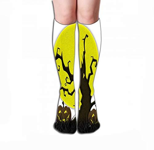 YILINGER Men's Cool Colorful Casual Socks 19.7