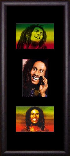 (Bob Marley Framed Photographs)