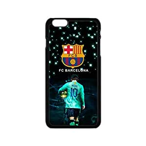 Happy Fc Barcelona Fashion Comstom Plastic case cover For Iphone 6
