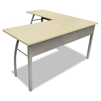 LITTR737OAT – Trento Line L-Shaped Desk