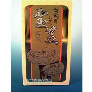 ウチダ和漢薬 霊芝(れいし) 粒状タイプ 300粒入り B002C3JSAQ