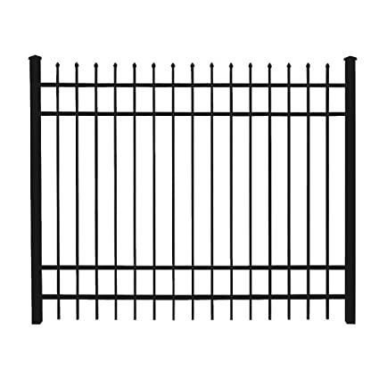 Amazon com: Freedom 6 x 6 Providence Panel (Black) 73002352: Kitchen