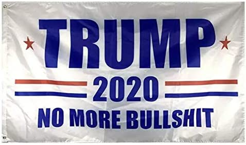 Official Donald Trump 2020 Presidential Flag Made in The USA