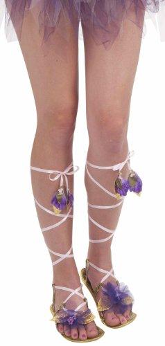 Autumn Fairy Sandals - Adult (Autumn Fairy Halloween Costume)