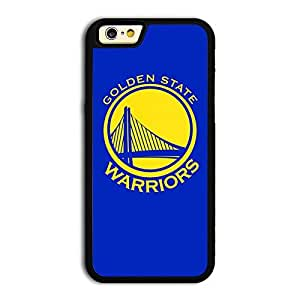 TPU iPhone 6 case protective skin cover with NBA Golden State Warriors Logo #1