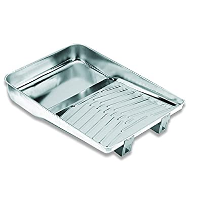 Wooster Brush R402-11 Deluxe Metal Tray, 11-Inch