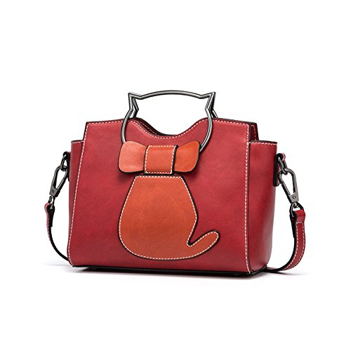 Handle Travel Cell Bags Shoulder Purse Bag Bags Cross Ladies Body Pocket Phone Handbags For Female Little Red rzqrOASw
