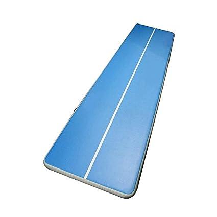 Air Track Mat, colchonetas hinchables para gimnasia Air ...