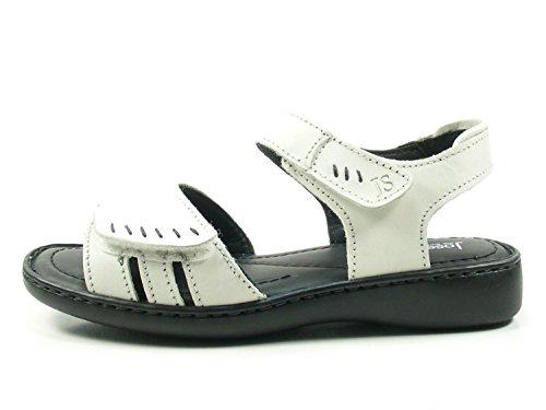 White Ankle White Josef Lisa Sandals Women's Seibel Strap 01 88vBq
