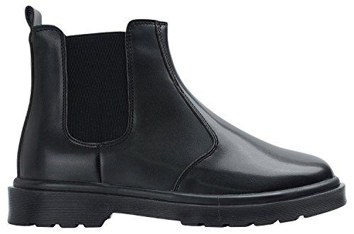 Kara Annakastle Kvinna Svart Chelseaboots Boots Svart