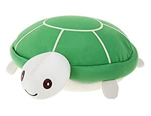 Tortoise Shaped Bamboo Charcoal Toy (Green)