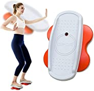 Dipda Line Compact Core Twisters for Home Gym. 257kcal/30Minutes. Ab Fitness Equipment & Full-Body Workout