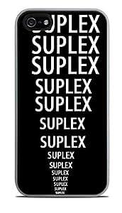 Suplex White Silicone Case for iPhone 5 / 5S