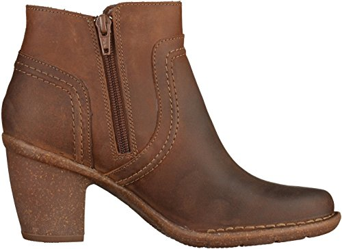 Marron Bottine Femmes Paris Carleta Clarks 261204034 g1IfX1Rq
