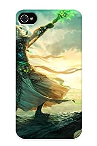 3bc4d68434 Cover Case - Women Video Games Dragons Undead Ghosts Fantasy Art Magic Protective Case Compatibel With iphone 5c by kobestar