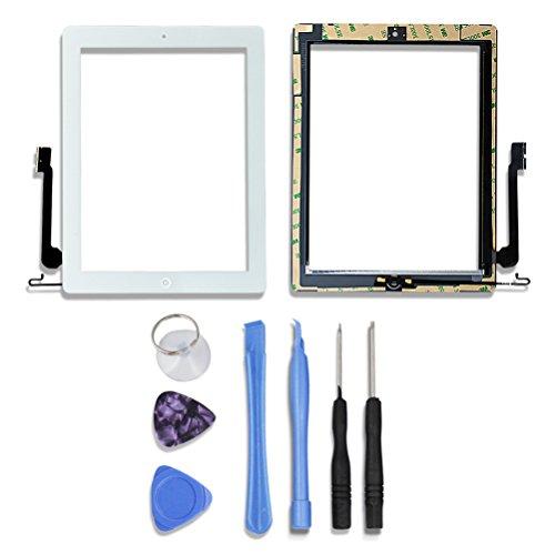 ipad 4 digitizer repair kit - 9