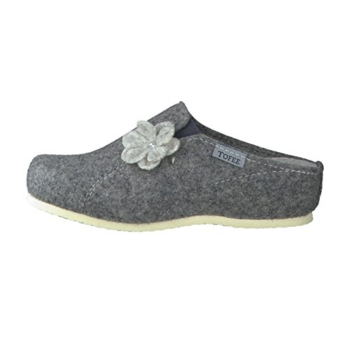 Toffee pour Chaussons Toffee Chaussons Gris Femme qOr7qw