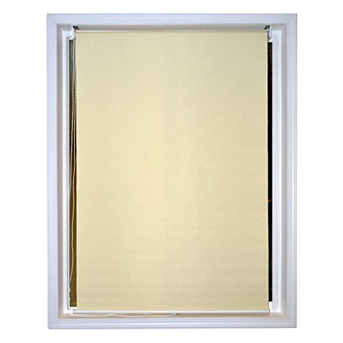 ALEKO 4 x 6 Roll Up Shade Windscreen Sunshade Blinds Ivor...