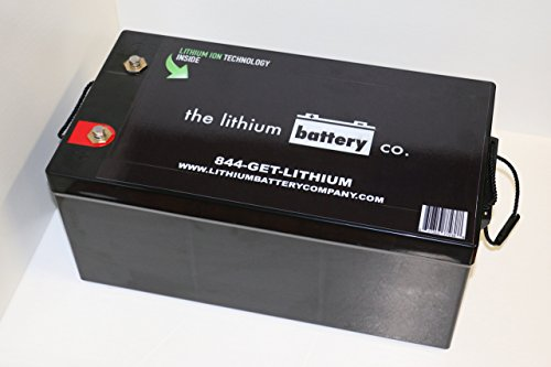 Price comparison product image 12V 200AH Lithium Ion Battery