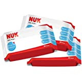 NUK Baby Wipes, 80ct (Pack of 3)
