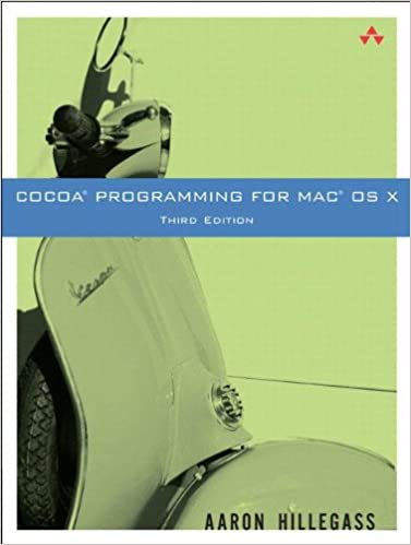 Cocoa Programming For Macos X Amazon De Hillegass Aaron Fremdsprachige Bucher