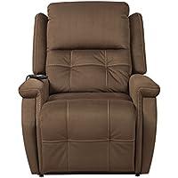 Pulaski A281-016-354 Two Motor Heavy Duty Lift Chair in Fling Coffee