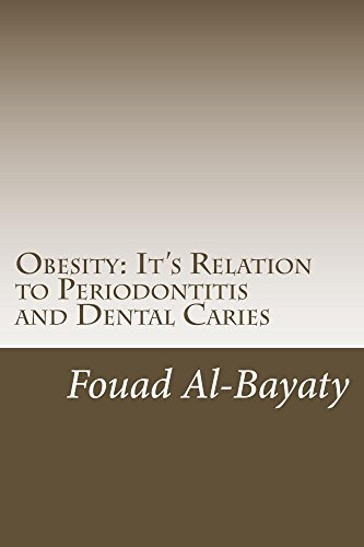 Download Obesity: It's Relation to Periodontitis and Dental Caries Pdf