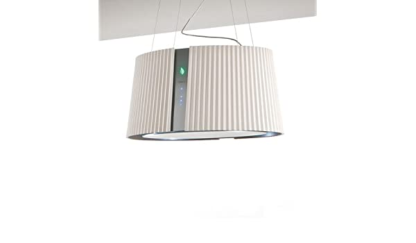 Falmec-Campana de Techo Cerámica, Diseño de Marilyn, Color Blanco y 66 cm, Potencia 450m3/h: Amazon.es