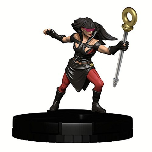 Marvel Heroclix 15th Anniversary What If. 031 Nico Minoru Figure complete with Card