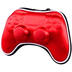 Mod Freakz PS4 Airform Controller Case with Wrist Strap Red