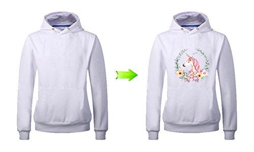 parches termoadhesivos stickers para ropa de unicornio