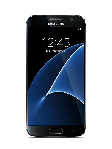 Samsung Galaxy S7 Black 32GB (Virgin Mobile) by Virgin Mobile