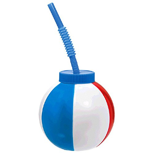 Amscan Beach Ball Party Sippy Cup | 18 Ct.