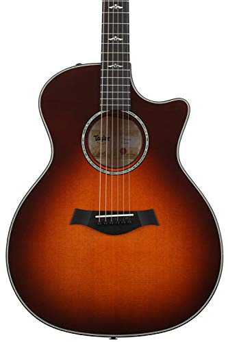 Taylor Limited Edition 614ce - Desert Sunburst w/Quilted Maple Back & Sides