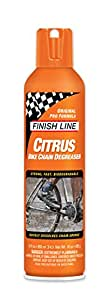 Finish Line Citrus Bike Chain Degreaser 355ml Aerosol
