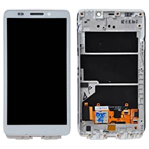 Sef Shop # 1484465LCD Screen + Touch Screen Digitizer Assembly for Droid Ultra/XT1080(White)