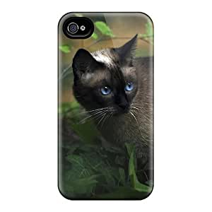 New Iphone 4/4s Case Cover Casing(backyard Stroll)