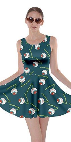 CowCow Womens Tie Dye Summer Fake Print Casual Boho Beach Sleeveless Maxi Dress, XS-5XL