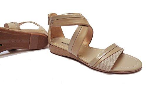 Nero Giardini Sandales Pour Femme Sabbia/Oro 39