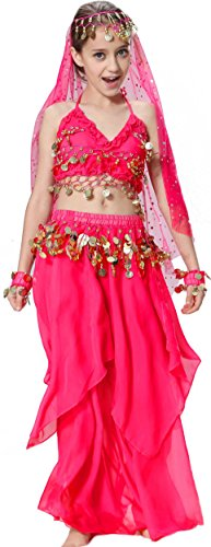 Teen Costumes (Belly Dance Costume for Girls 14 16)