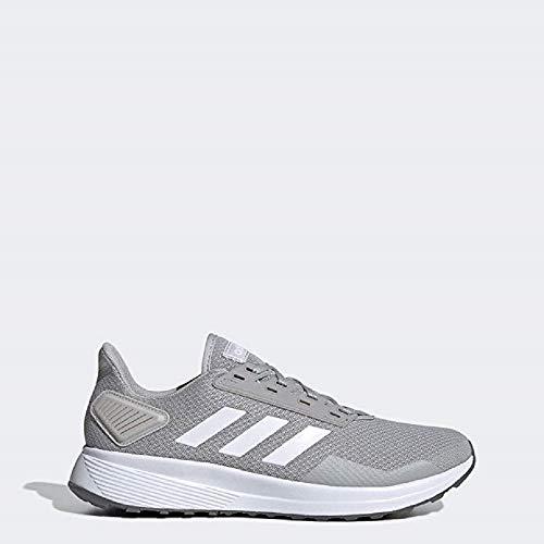 adidas Duramo 9 Shoes Men's, Grey, Size 10
