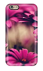 New Fb Covers Flowers Tpu Case Cover, Anti-scratch Phone Case Phone Case For Iphone 6