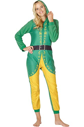 INTIMO Elf The Movie Womens 'Buddy The Elf'