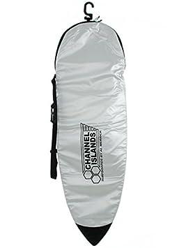 Islas del canal equipo luz Shortboard 5 mm 6 ft 4 bolsa para tabla de surf