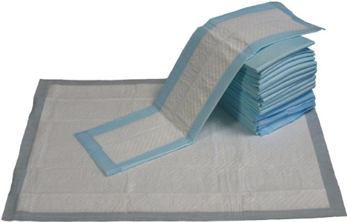 23'' x 36'' Puppy Dog Training Pads Quantity: 600 by Go Pet Club