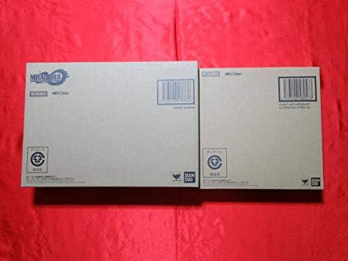 METAL BUILD ストライクガンダム + フライトユニット オプションセット(オルタナティブストライクVer.) 輸送箱