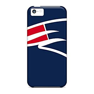 Iphone 5c YGa2028IKOt Support Personal Customs Beautiful New England Patriots Skin Best Cell-phone Hard Covers -MarieFrancePitre